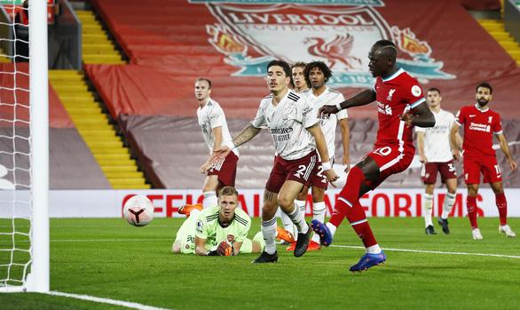 Áp đảo toàn diện, Liverpool ngược dòng đánh bại Arsenal - Ảnh 3.