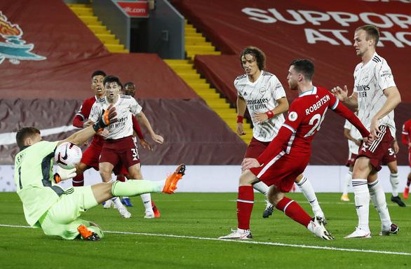 Áp đảo toàn diện, Liverpool ngược dòng đánh bại Arsenal - Ảnh 4.