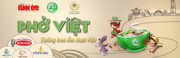 Mùi ngò gai và hương phở Việt mê mẩn giữa xứ Hàn - Ảnh 4.