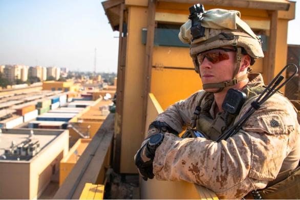 Mỹ có động thái bất thường ở Iraq, dấy lên nỗi lo chiến tranh - Ảnh 1.