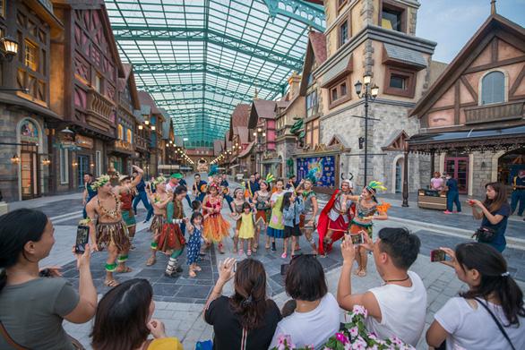 Nguồn thu hấp dẫn chờ nhà đầu tư tại Grand World Phú Quốc - Ảnh 4.