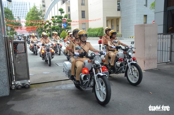 Công an TP.HCM tiếp tục ra quân trấn áp tội phạm - Ảnh 2.