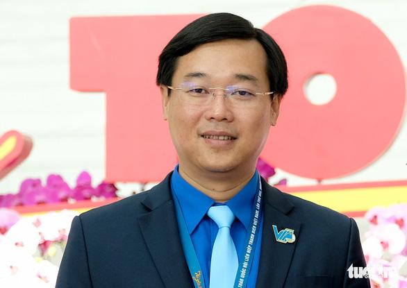 Giới thiệu ông Lê Quốc Phong để bầu làm Bí thư Tỉnh ủy Đồng Tháp - Ảnh 1.