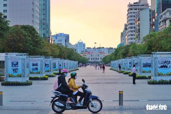 Đề xuất mở thêm phố đi bộ ở khu vực trung tâm TP.HCM - Ảnh 1.