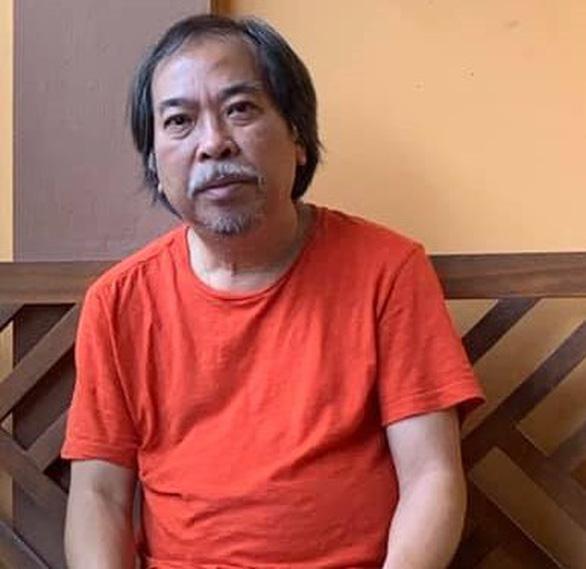 Ông Nguyễn Quang Thiều từ chối giải thưởng Hiệp sĩ Dế mèn vì 'chưa dũng cảm' - Ảnh 1.