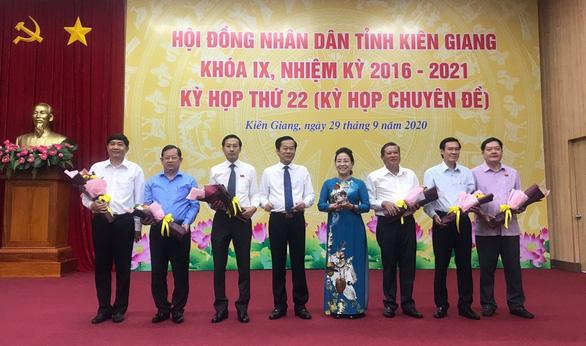 Kiên Giang có tân phó chủ tịch UBND tỉnh 43 tuổi - Ảnh 1.