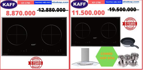 Sale khủng bếp từ KAFF KF-179II - Ảnh 2.