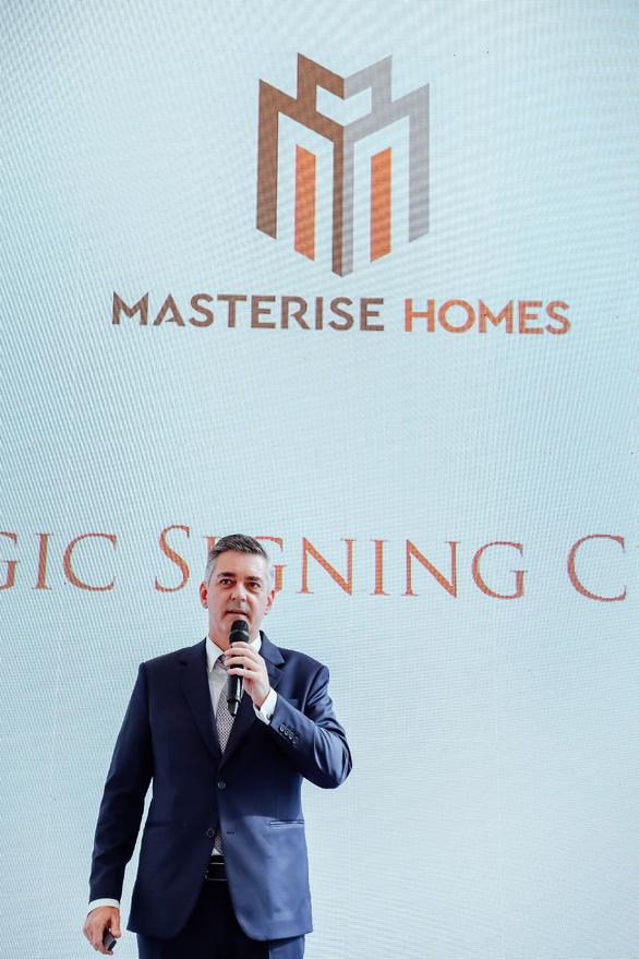 Masterise Homes và nỗ lực nâng tầm giá trị cuộc sống tại Việt Nam - Ảnh 1.