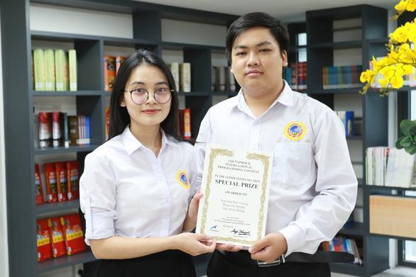 Sinh viên SIU giành giải đặc biệt tại cuộc thi lập trình PROCON quốc tế 2020 - Ảnh 1.
