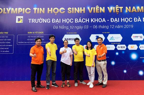 Sinh viên SIU giành giải đặc biệt tại cuộc thi lập trình PROCON quốc tế 2020 - Ảnh 2.