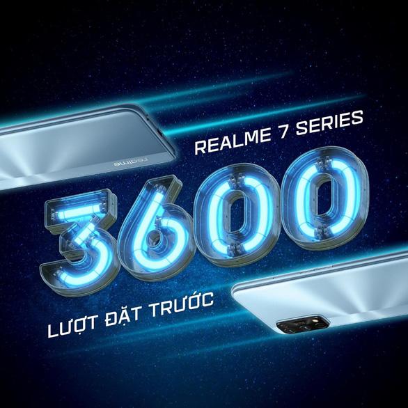 Realme 7 series đạt mốc 3.600 đơn đặt hàng chỉ trong 4 ngày - Ảnh 1.