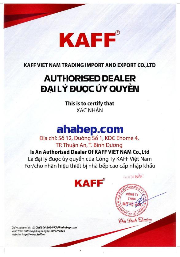 Sale khủng bếp từ KAFF KF-179II - Ảnh 3.