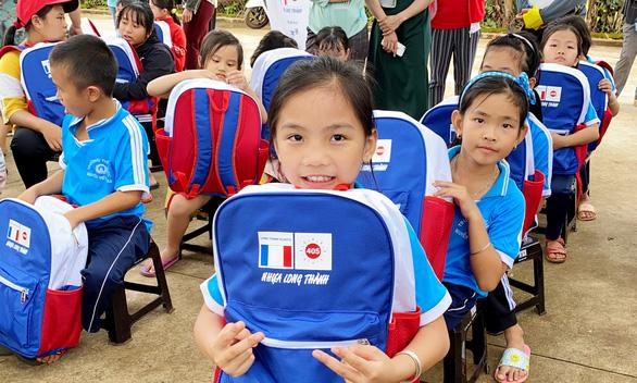 Quỹ Hiểu về trái tim mang quà Trung thu đến với trẻ em Đắk Lắk - Ảnh 4.