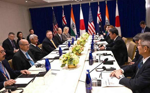 Ngoại trưởng Mỹ sắp gặp đồng cấp Úc, Ấn Độ, Nhật Bản ở Tokyo - Ảnh 1.