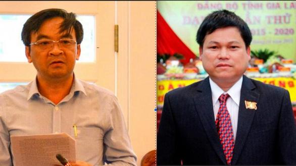 Hai ủy viên Ban thường vụ Tỉnh ủy Gia Lai xin tái cử rớt khỏi ban chấp hành khóa mới - Ảnh 1.