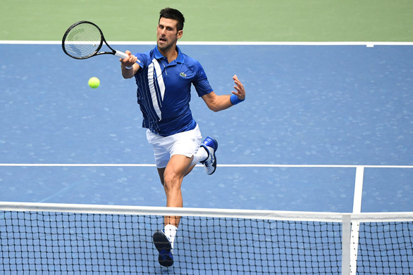 Djokovic thắng ngược Edmund, vào vòng 3 Giải Mỹ mở rộng 2020 - Ảnh 1.