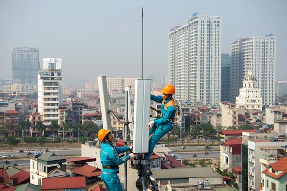 Mạng 5G Make in Vietnam đã sẵn sàng - Ảnh 1.