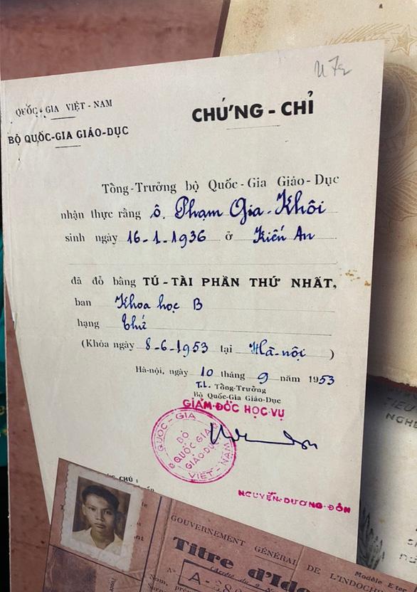 Trưng bày di sản các nhà khoa học Việt Nam - Ảnh 7.