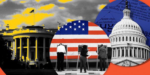 Quảng cáo bầu cử Mỹ:  Kẻ tám lạng, người nửa cân - Ảnh 1.