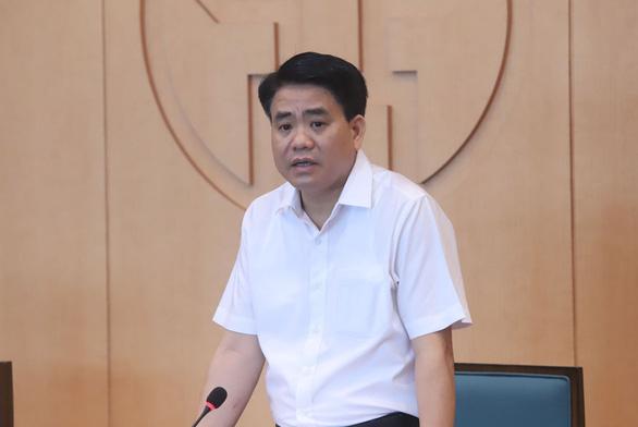 Hà Nội sẽ bãi nhiệm ông Nguyễn Đức Chung, bầu ông Chu Ngọc Anh làm chủ tịch TP - Ảnh 2.