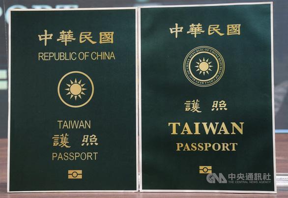 Bà Thái Anh Văn nói hộ chiếu mới là ao ước chung của người Đài Loan, Trung Quốc nói gì? - Ảnh 1.
