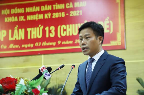Nguyên thứ trưởng Bộ Lao động - thương binh và xã hội làm chủ tịch UBND tỉnh Cà Mau  - Ảnh 1.