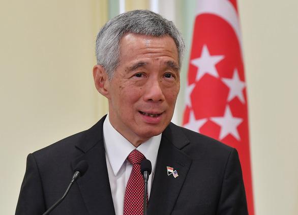 Thủ tướng Singapore nhận sai trong chống dịch COVID-19 - Ảnh 1.