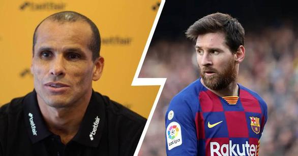 Rivaldo: Bartomeu mượn chuyện Messi để che đậy những vấn đề lớn ở Barca - Ảnh 1.