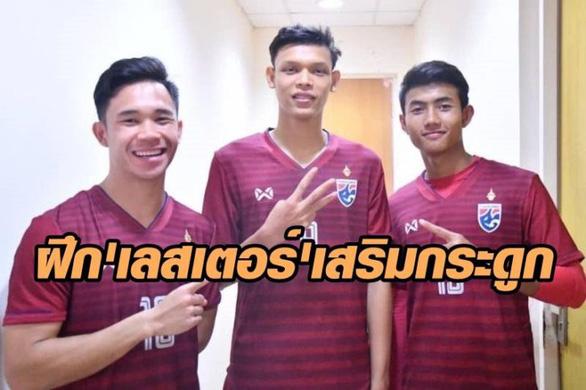 3 tuyển thủ Thái Lan sắp đi tập huấn tại Leicester City - Ảnh 1.