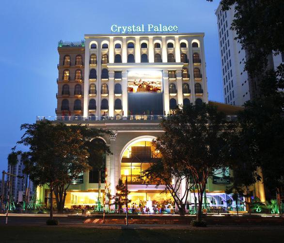 BIDV rao bán tòa nhà Crystal Palace với giá 356 tỉ - Ảnh 1.