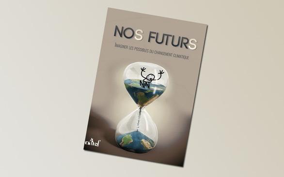 Quyển sách về  tương lai của địa cầu - Ảnh 1.