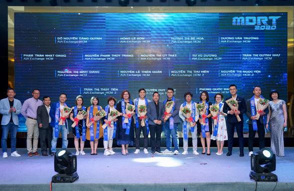 Tập đoàn AIA 6 năm liền đứng đầu về số lượng thành viên MDRT toàn cầu - Ảnh 1.