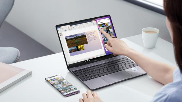 Huawei chính thức cho ra mắt Matebook 13: thời thượng hơn, mạnh mẽ hơn, tiện dụng hơn - Ảnh 3.