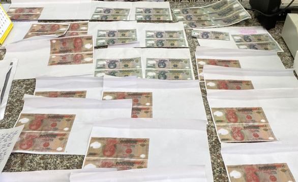 Phát hiện ổ sản xuất tiền giả tại Cần Thơ - Ảnh 1.