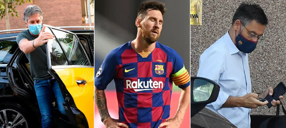 Barca không cho Messi ra đi, đề nghị gia hạn thêm 2 năm - Ảnh 1.