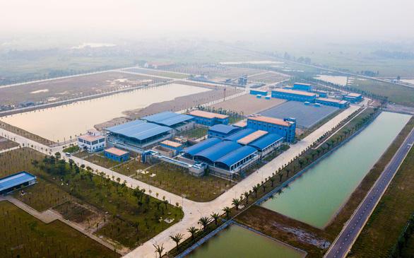 Hà Nội cung cấp hồ sơ dự án nước mặt sông Đuống cho Bộ Công an - Ảnh 1.