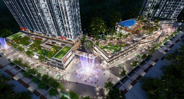 Ecopark triển khai trung tâm thương mại liên hoàn 300m - Ảnh 2.