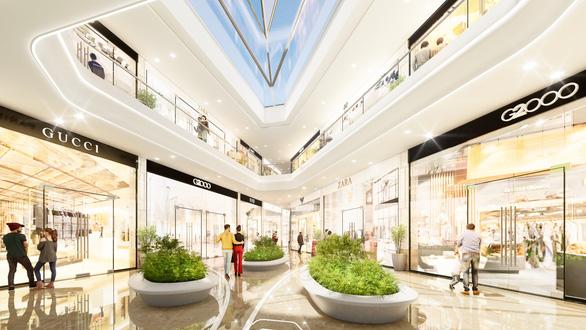 Ecopark triển khai trung tâm thương mại liên hoàn 300m - Ảnh 3.