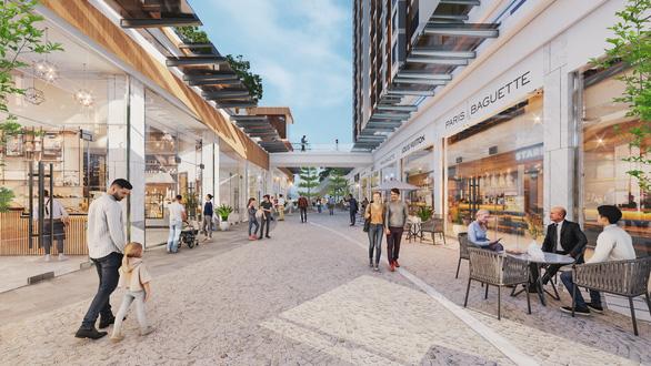 Ecopark triển khai trung tâm thương mại liên hoàn 300m - Ảnh 4.