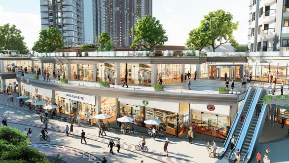 Ecopark triển khai trung tâm thương mại liên hoàn 300m - Ảnh 8.
