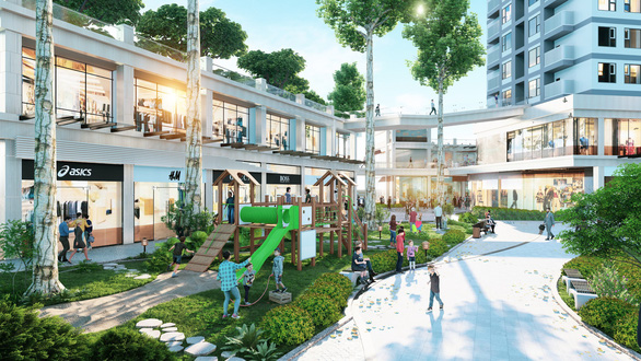 Ecopark triển khai trung tâm thương mại liên hoàn 300m - Ảnh 9.