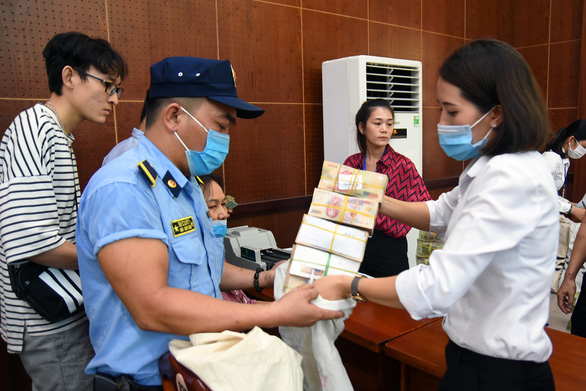 Thêm 112 hộ dân nhận tiền bồi thường, hỗ trợ dự án sân bay Long Thành - Ảnh 1.