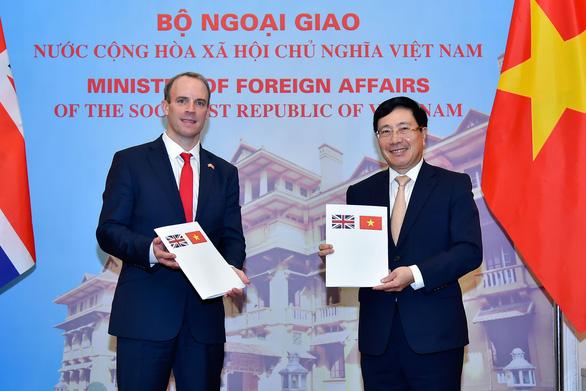 Việt Nam, Anh khẳng định UNCLOS 1982 là khung pháp lý cho mọi hoạt động trên biển - Ảnh 1.
