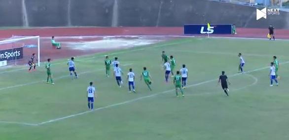 Thủng lưới phút 83, bóng đá Huế mất cơ hội tranh suất thăng hạng V-League - Ảnh 1.