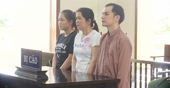 38 năm tù cho nhóm mua bán người dưới 16 tuổi sang Trung Quốc - Ảnh 1.
