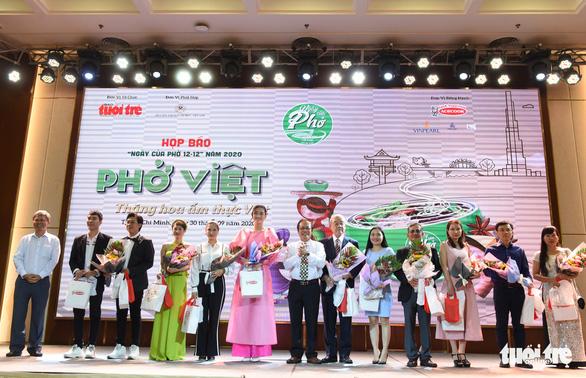 Ngày của Phở 12-12: Ngày hội thăng hoa ẩm thực Việt - Ảnh 1.