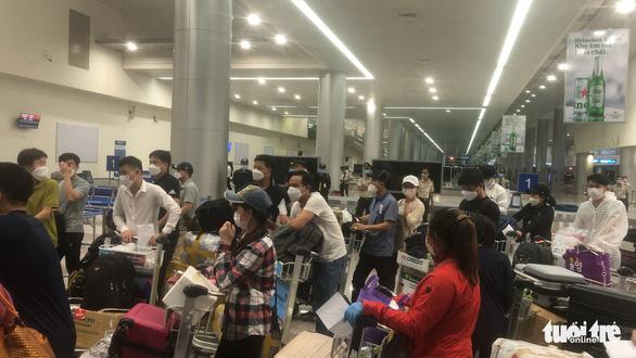 Không thống nhất giá khách sạn cách ly, hành khách từ Hàn Quốc về bức xúc - Ảnh 2.