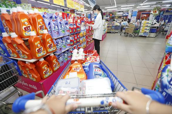 Hàng ngàn sản phẩm giá 0 đồng bán tại 100 siêu thị trên toàn quốc - Ảnh 1.