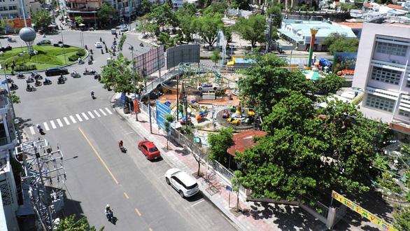 Khu đất vàng ngã 6 Nha Trang: Chỉ quy hoạch phục vụ cho cộng đồng - Ảnh 1.