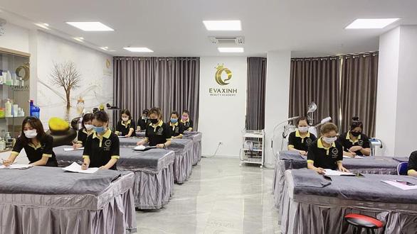 Evaxinh hợp tác Trường CĐ Bách khoa Việt Nam đào tạo nghề làm đẹp - Ảnh 1.